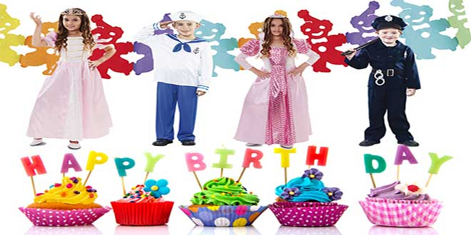 Idee per una festa di compleanno in maschera