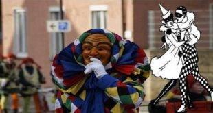 Idee per maschera di Arlecchino o Buffone