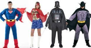 Costumi Carnevale Adulti Super Eroi