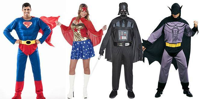 Costumi carnevale adulti: i super eroi non passano mai di moda