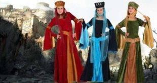 Vestiti Carnevale Medievali