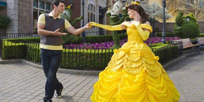 vestito carnevale principessa