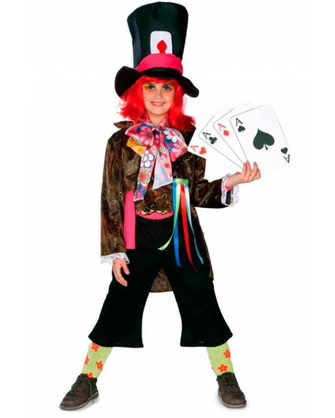 5770 Per Casa Costume Di Cappellaio Carnevale Matto La qPqIEwU