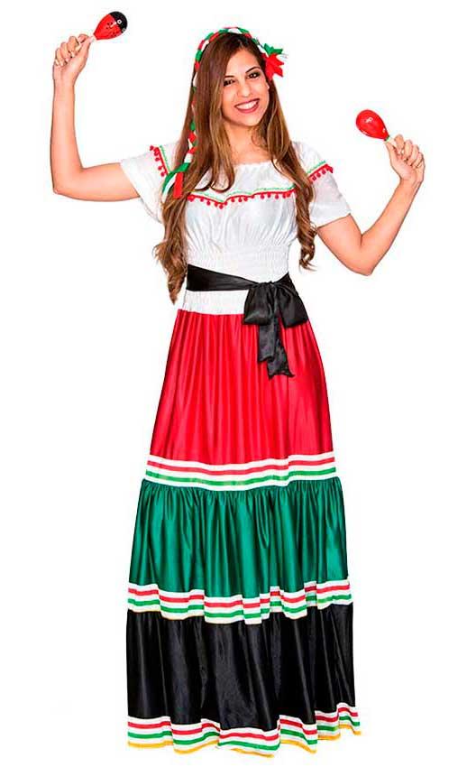 Mariachi messicana musicisti Costume Nuovo-Uomo Carnevale Travestimento