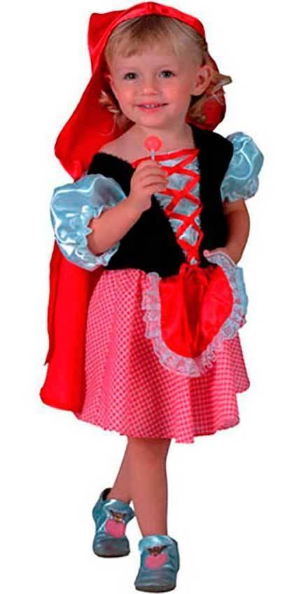 61907d44d210 Costumi Cappuccetto Rosso per Carnevale 70603   La Casa di Carnevale