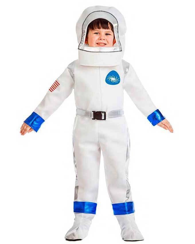 Costume Di Carnevale Da Astronauta Baby Vestito Per ea86fae2daa