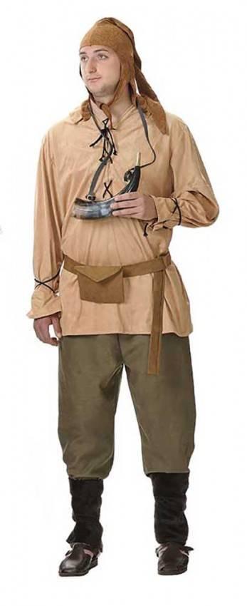 Altre viste. Costume da Campagnolo Medievale ... cf665a0b59c6