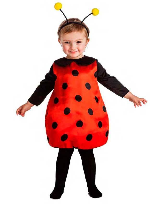 l'ultimo stile unico autorizzazione Costume Coccinella Bambina