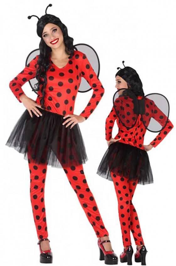 88e214a220be Costume Coccinella Tutù Donna Ref. 4241 | La Casa di Carnevale
