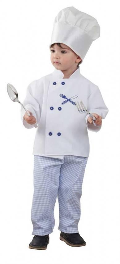 Altre viste. Costume da Cuoco Bimbo per Carnevale ... 79100317538a