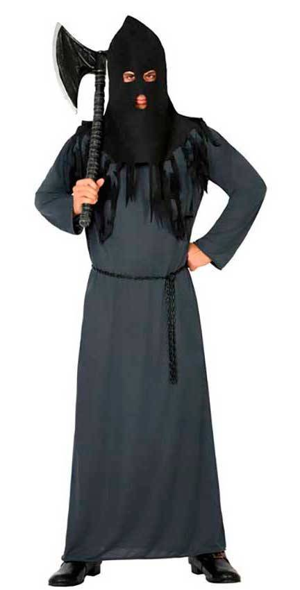 Costumi Halloween Adulti.Costume Boia Adulto M L