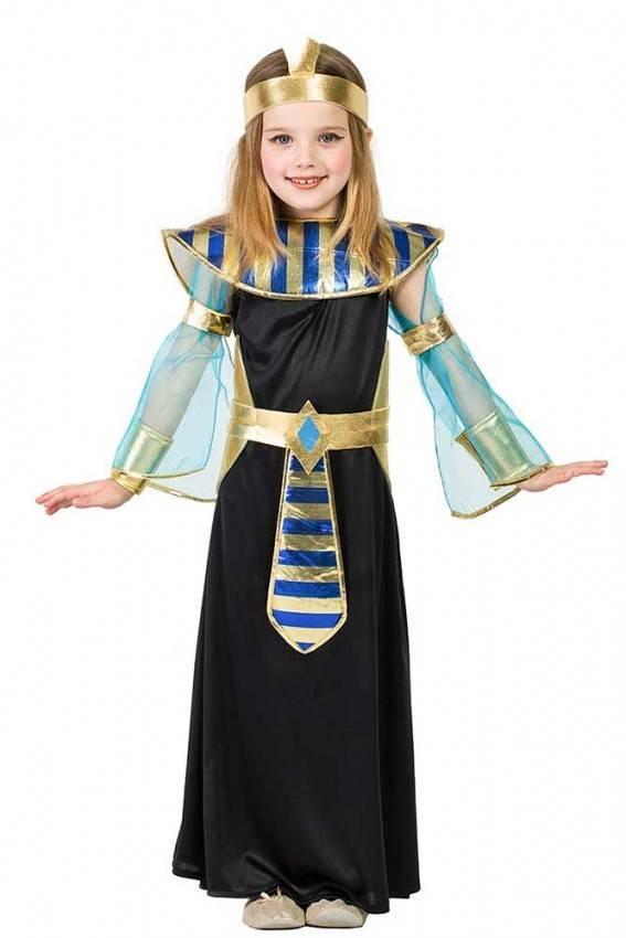 vasta selezione scegli l'ultima ultimo sconto Costume da Egizia Bimba