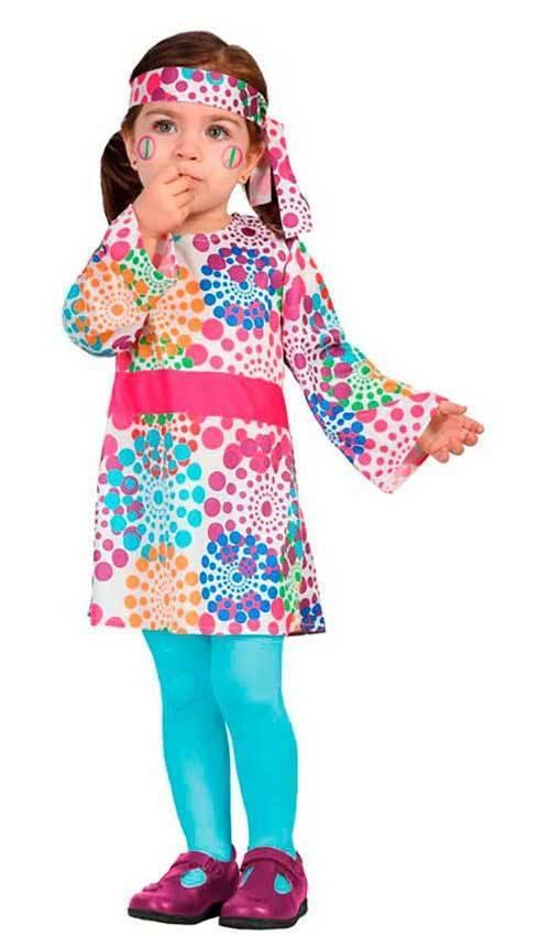 prezzo di fabbrica materiali di alta qualità scegli il meglio Costume Hippie 0-6 Mesi