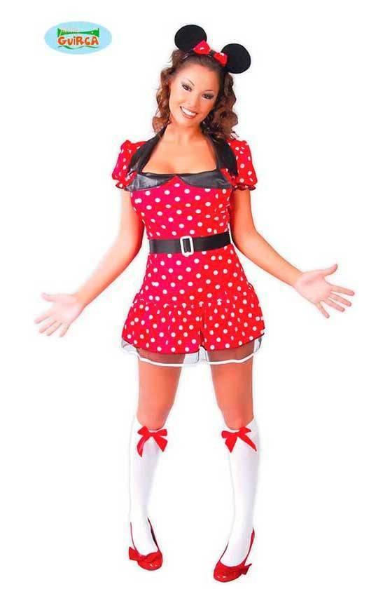 andare online goditi un grande sconto scarpe temperamento Costume Minnie Donna