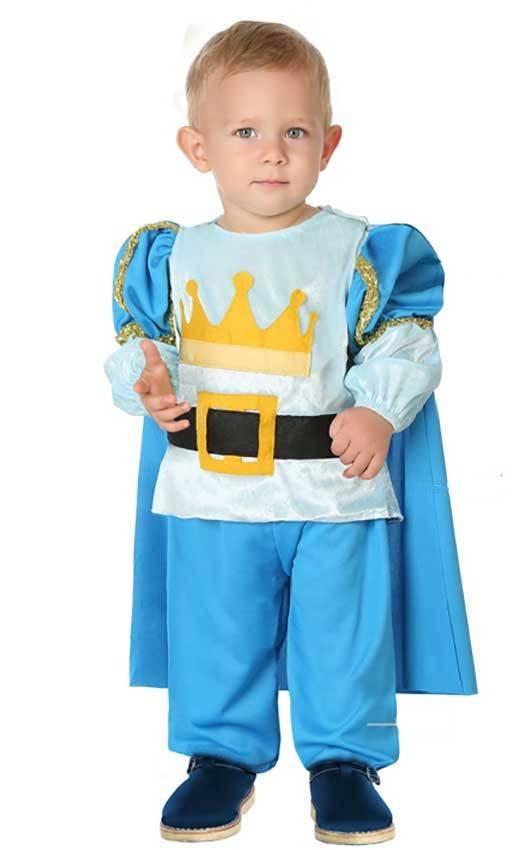 ufficiale negozio del Regno Unito così economico Costume Principe Azzurro Bimbo
