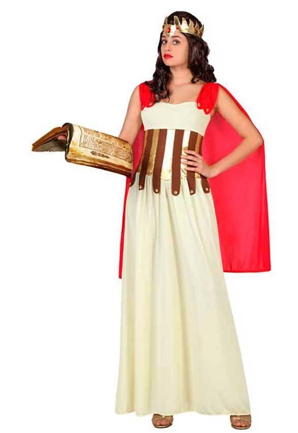 Costume Dea Greca XS S per Carnevale 22816  f12a4d6c65f