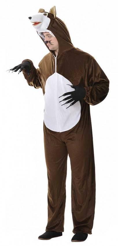 c245231f4b6b Costume da Lupo Adulto per Carnevale 6875 | La Casa di Carnevale
