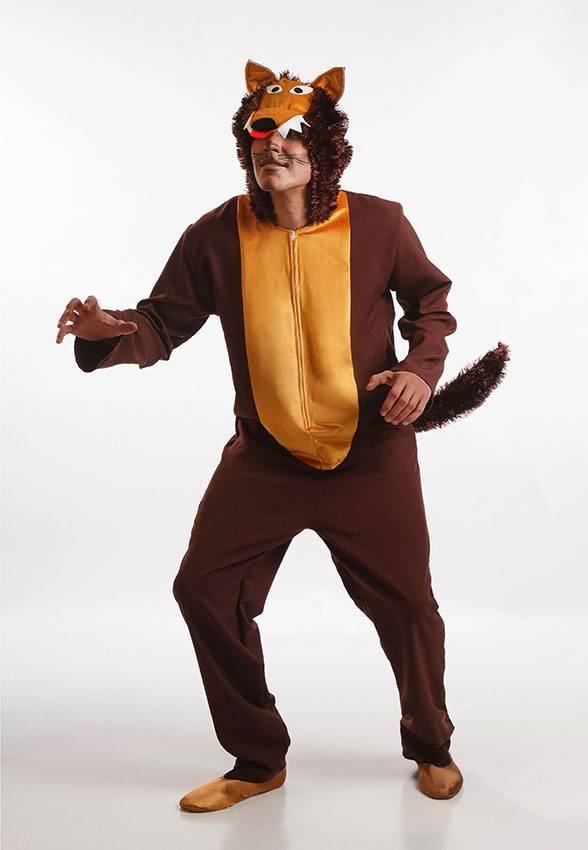 da3bbf81cfc3 Costume Lupo Adulto M/L per Carnevale 910030 | La Casa di Carnevale