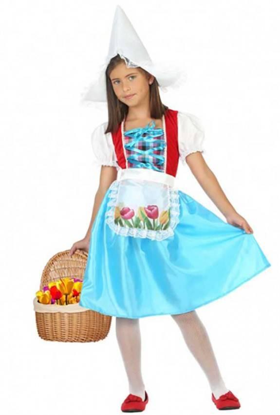 Costume per Adulti Olandese donna M//L