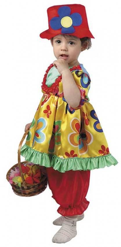 scarpe casual outlet online nuovo arrivo Costume da Pagliaccetta Bimba