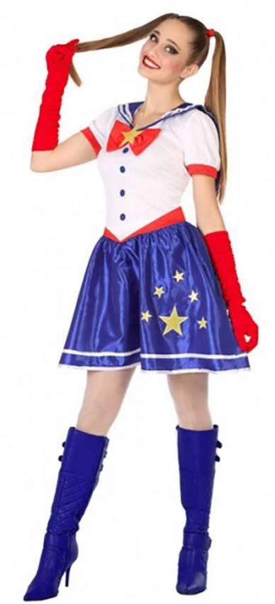 comprare in vendita più economico autentico Costume Sailor Moon Donna