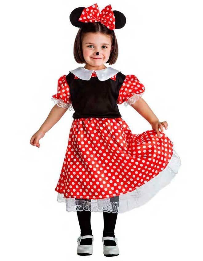0bcc96c7416a Costume Topolina Minnie per Carnevale 0918 | La Casa di Carnevale