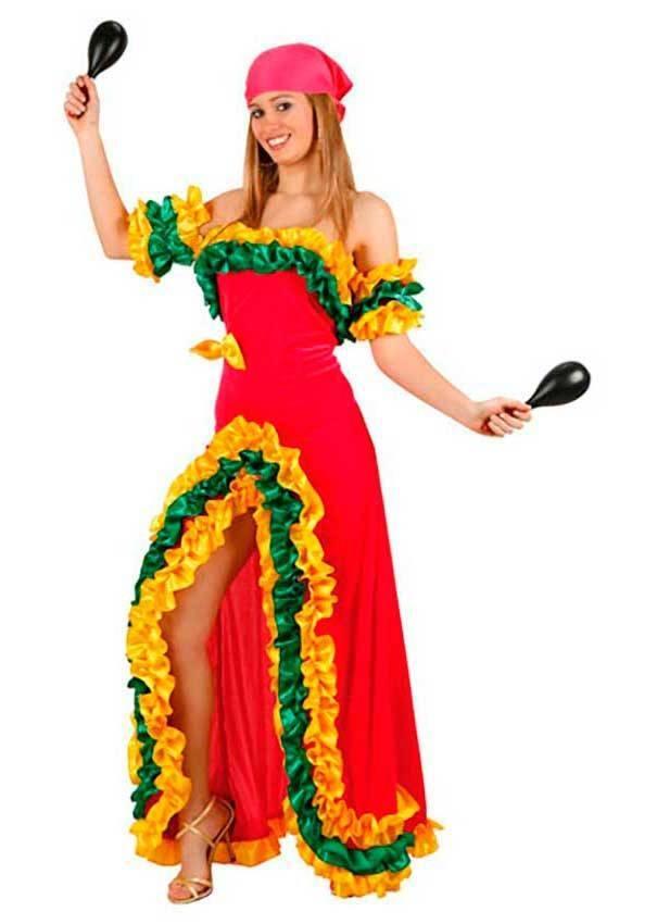 d6c1a2fa5c44 Costume Carnevale Brasile   Costume Carioca Brasiliana ... Sc 1 St ...
