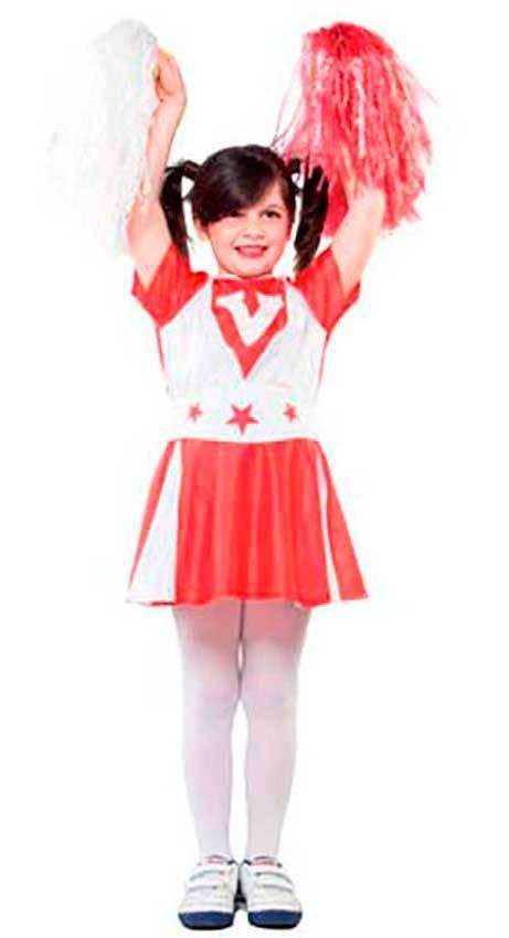 Costumi Cheerleader 4 12 per Carnevale 70614  774a04a097f