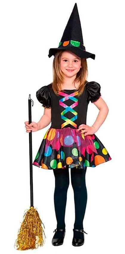Costumi da Strega per Carnevale 70637  08f6f54327d0