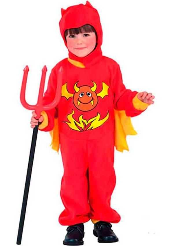 Costumi Diavoletto Bambino per Carnevale 70596  32ba15f9590