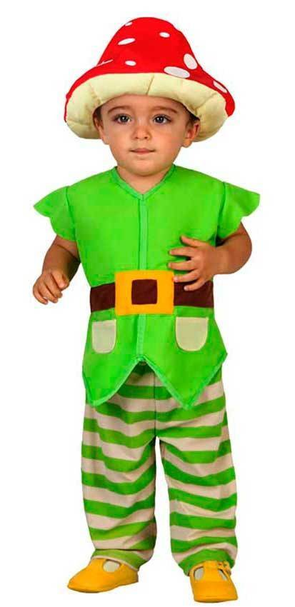 Fungo Di Folletto 23744 Per Casa La Costumi Baby Carnevale 5Ov4xqz