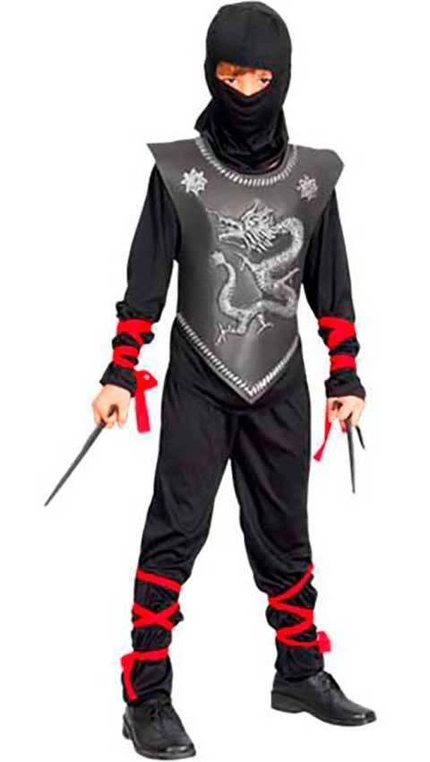 a poco prezzo seleziona per ufficiale ultimo stile Costume Guerriero Ninja. Bambino