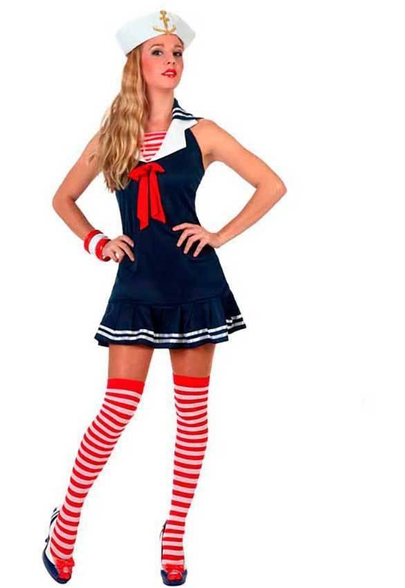 8712c537dbcd Costumi Marinaia Sexy per Carnevale 97204 | La Casa di Carnevale