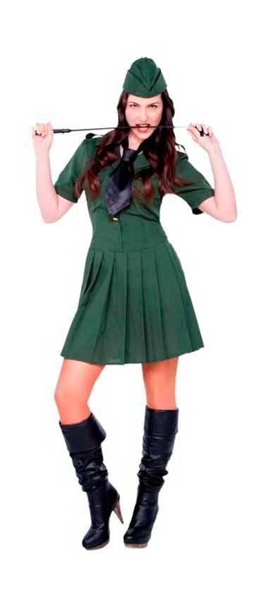 19c0e5c68ebb Costumi Militare Donna per Carnevale 70624 | La Casa di Carnevale