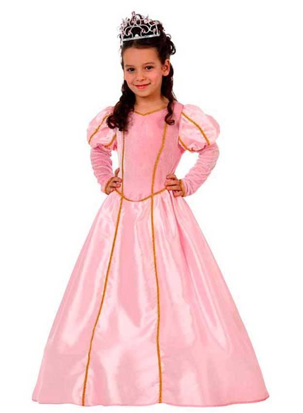 qualità carino economico nuovo stile di Costume Principessa Bambina