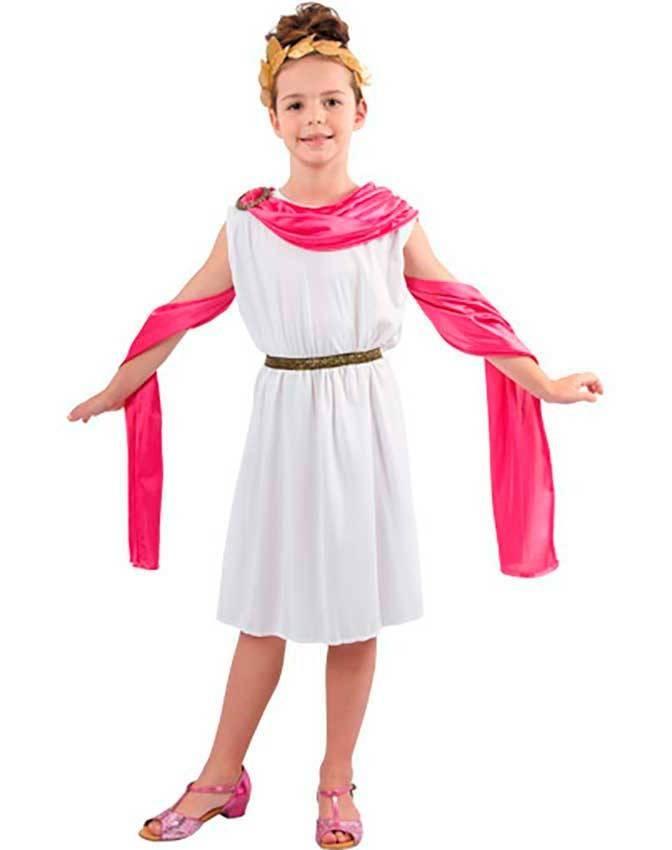 Costume Romana Bambina