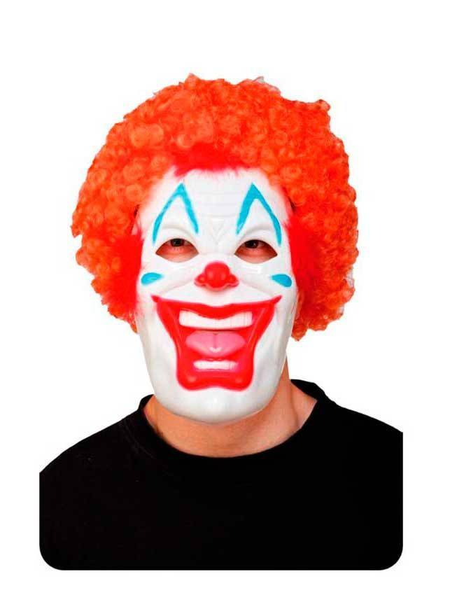 Maschera It Pagliaccio.Maschera Pagliaccio Per Carnevale 07917 La Casa Di Carnevale