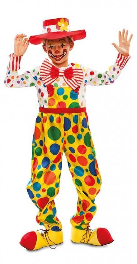b86f5819a0dd Vestito da Pagliaccio per bambini Ref. 706754