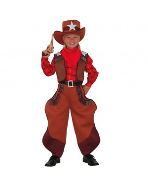 Costume Cowboy- Sheriff Bambino