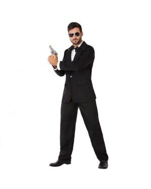 Costume Agente Segreto Adult per Carnevale | La Casa di Carnevale