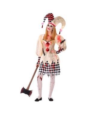 Costume Arlecchino Sanguinante Giovanile per Carnevale | La Casa di Carnevale