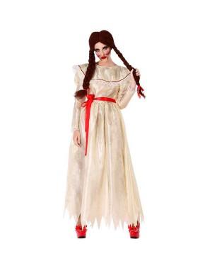 Costume Bambola Zombie Donna per Carnevale | La Casa di Carnevale