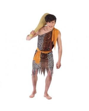 Costume Cavernicolo Giovanile per Carnevale   La Casa di Carnevale