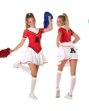 Costume Cheerleader Giovanile per Carnevale | La Casa di Carnevale