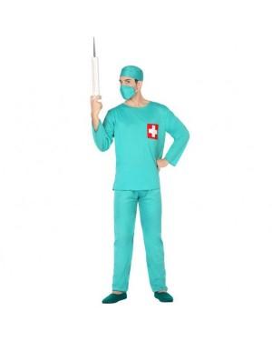 Costume Chirurgo Adult per Carnevale | La Casa di Carnevale