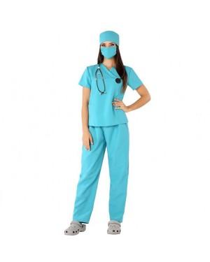 Costume Chirurgo Donna per Carnevale | La Casa di Carnevale