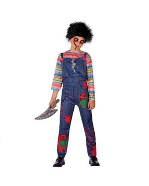 Costume Chucky Bambino per Carnevale   La Casa di Carnevale