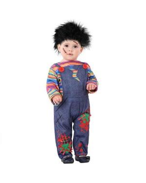 Costume Chucky Bebe per Carnevale   La Casa di Carnevale