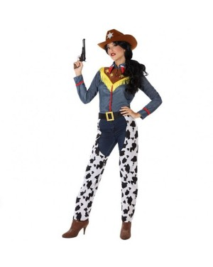 Costume Cowgirl Donna per Carnevale | La Casa di Carnevale