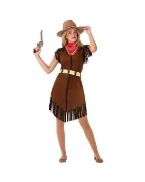 Costume Cowgirl Giovanile per Carnevale | La Casa di Carnevale